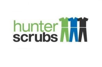 Hunter Scrubs Logo