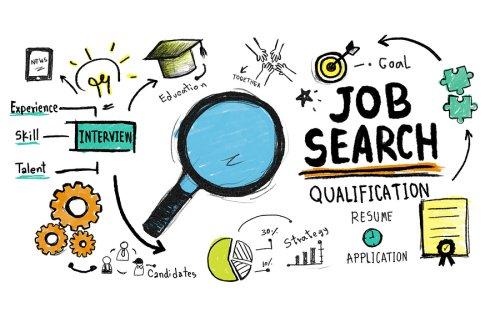 Job search representation