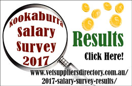 Kookaburra Salary Survey 2017