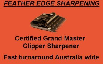 Feather Edge Sharpening