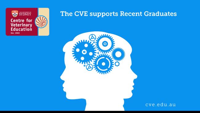 CVE Supports Recent Grads