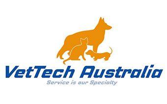 VetTech Australia Logo