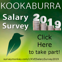 Kookaburra Vets Salary Survey 2019