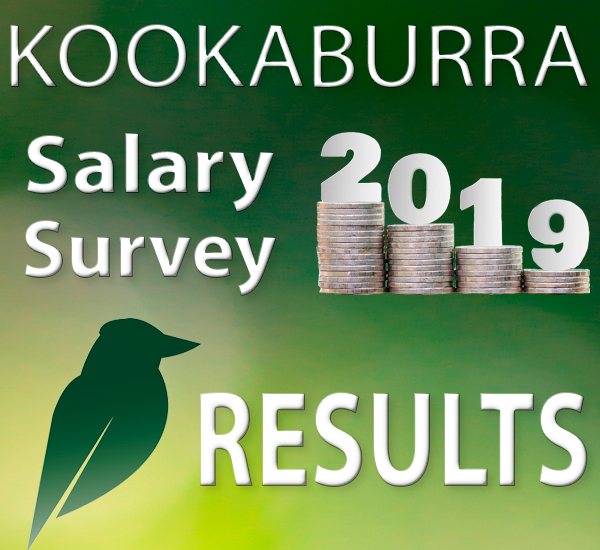 2019 Salary Survey Results – Part 1