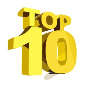 """""""Top Ten"""" image"""