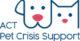 ACT Pet Crisis Logo